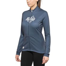 Maloja CorvallisM. 1/1 Long Sleeve Multisport Jacket Dame nightfall